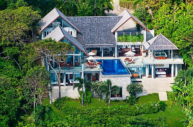 Golden Kamala Infinity Villa