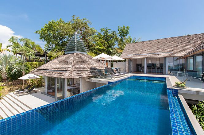 Golden Kamala Unique Villa