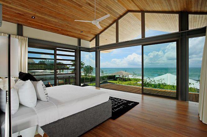 White Contemporary Villa