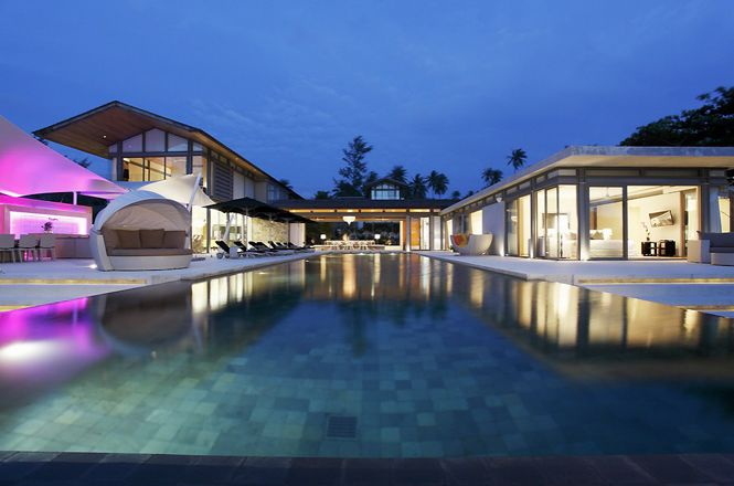 Stylish Contemporary Villa