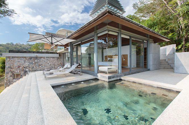 Golden Kamala Design Villa