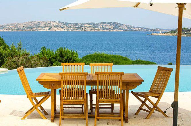 Beachfront Villa Port Rafael