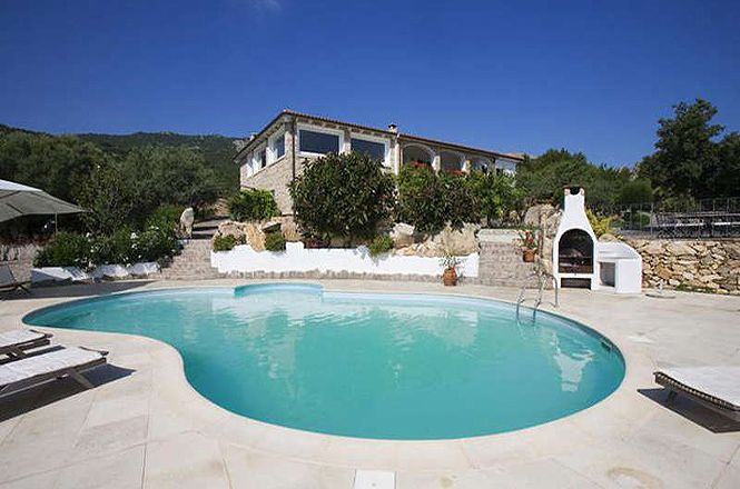 Exclusive Garden Villa Sardinia