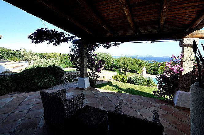 Luxury Villa Sea View Porto Cervo