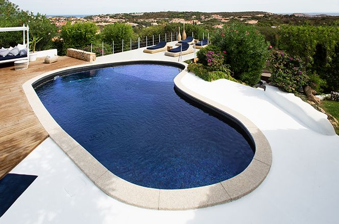 Porto Cervo Pool Villa