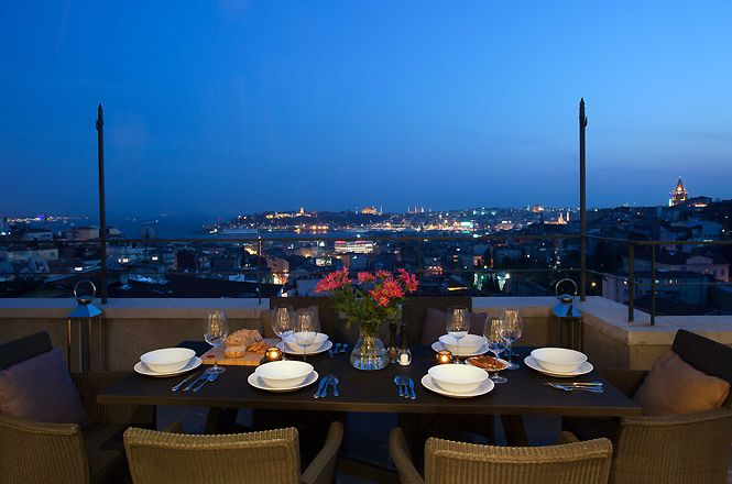 Golden Bosphorus Penthouse