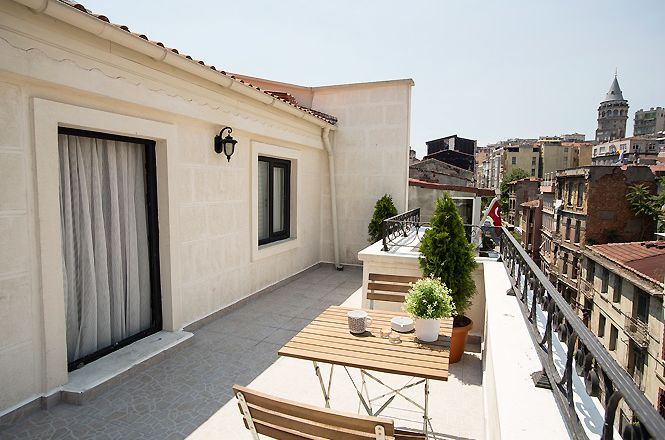 Beyoglu Terrace Studio