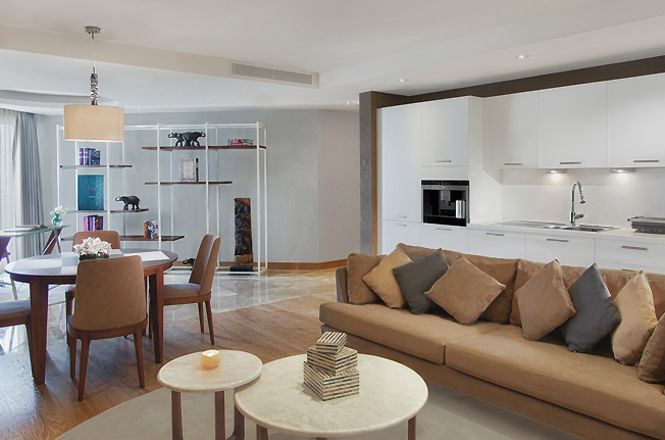 Bosphorus Pearl Apartment