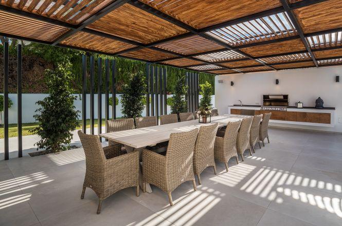 Los Naranjos Private Villa