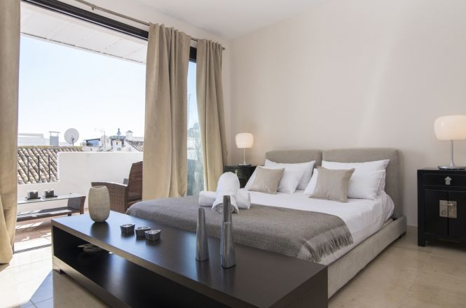 Puerto Banus Seaview Apartment