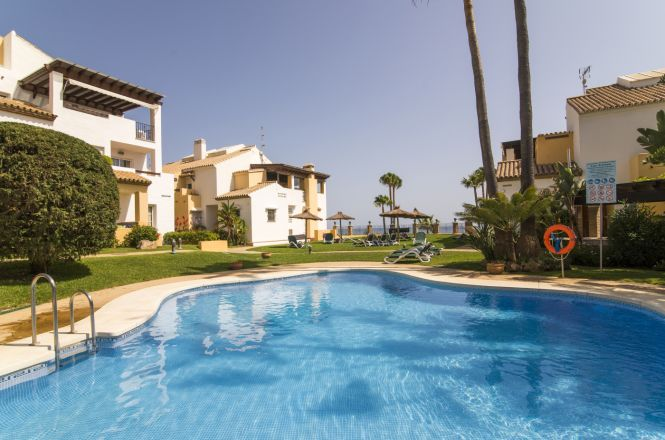 Beachfront Apartment Marbella