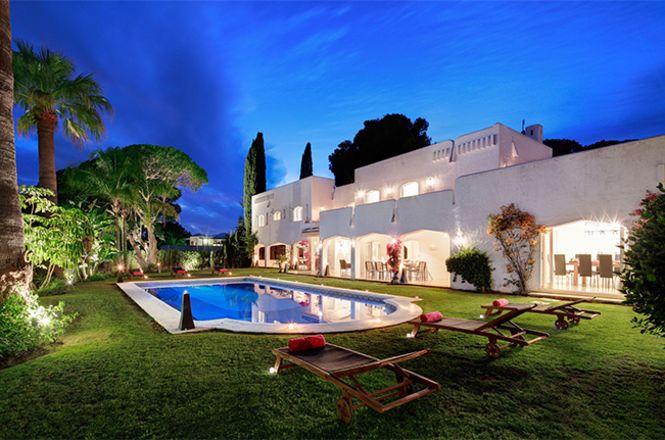 Marbella Pool Villa