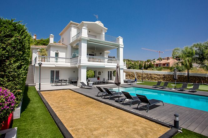 Marbella Luxury House