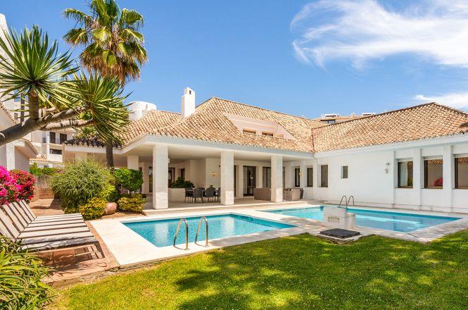 Puerto Banus Family Villa