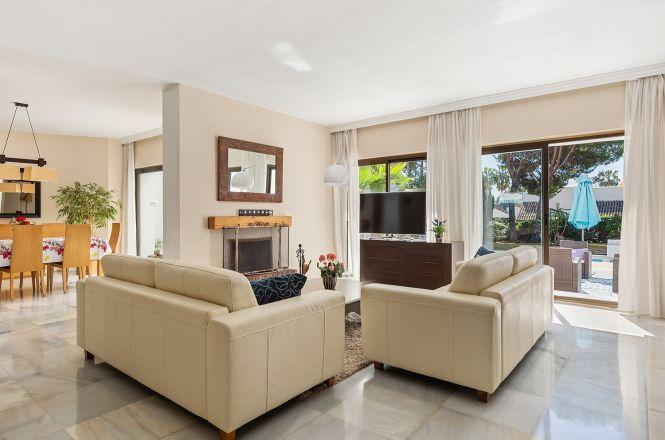 Puerto Banus Deluxe Villa