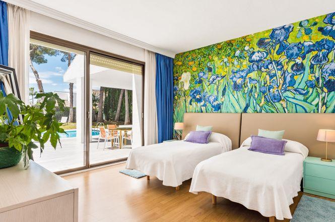 Puerto Banus Seaside Villa