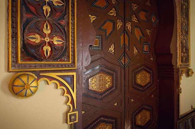 Moorish Design Villa