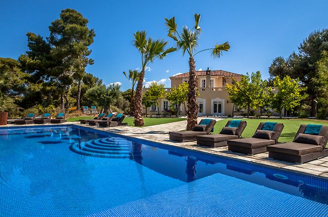 Luxury Mansion Sitges