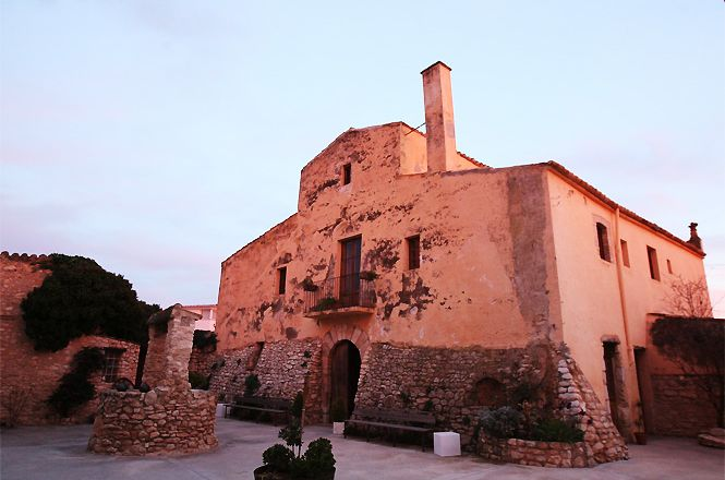 Luxury Sitges Old Fortress