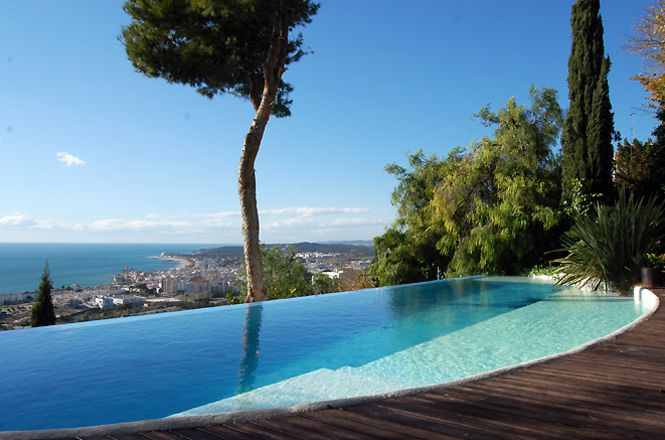 Design Hill Sitges House