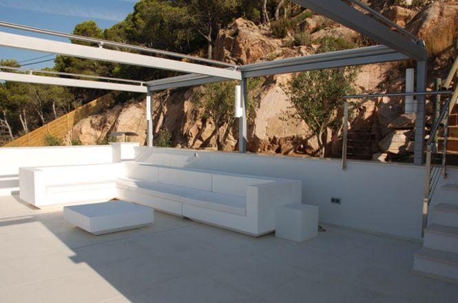 Modern Tamariu Villa