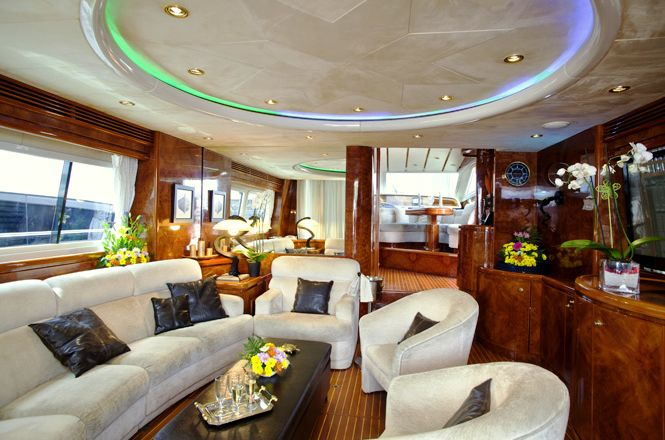 Port Vell Luxury Yacht