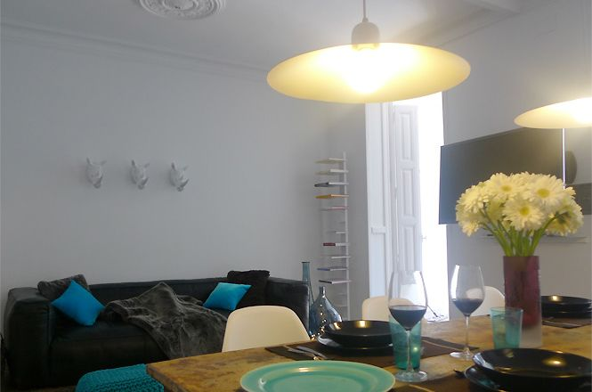 Boheme Design Apartment