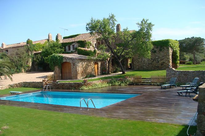 Luxury Country Golf Masia