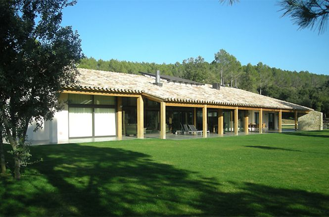 Luxury Emporda Art House