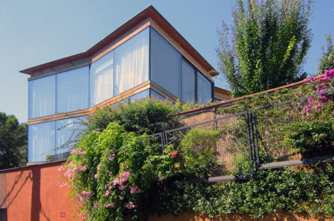 Collserola Park Design House