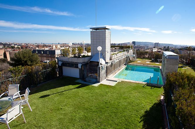 Exclusive Pedralbes Penthouse