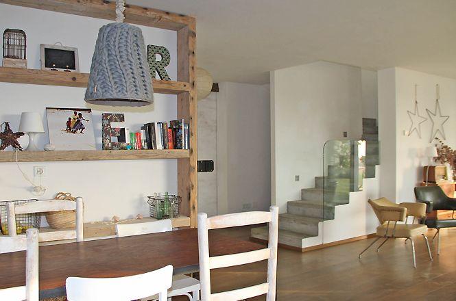 Ibiza Style Modern House