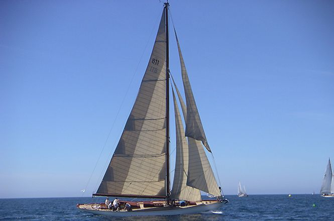 Costa Brava Luxury Sailboat