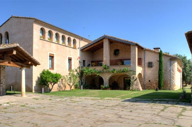 Girona Luxury Golden Mansion
