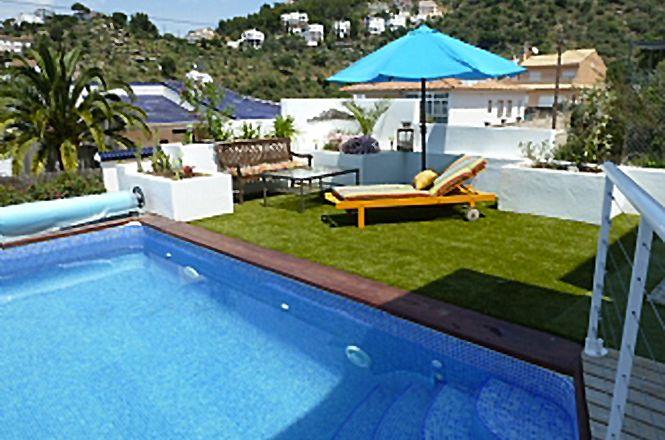 Roses Seaview Modern Villa