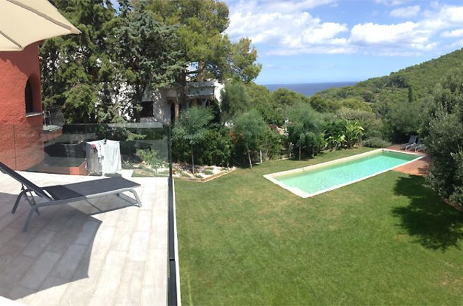 Sa Riera Beach House
