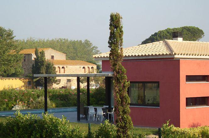 Golf Club Modern House