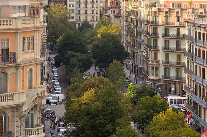 Rambla Catalunya Penthouse