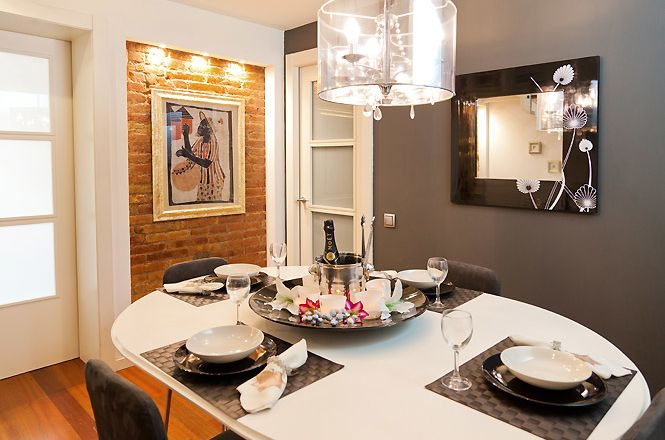 Plaza Catalunya Gold Apartment