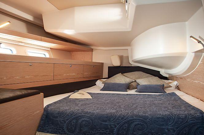 Hanse Luxury Sailboat