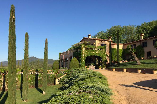Chic Rustic Villa Catalonia
