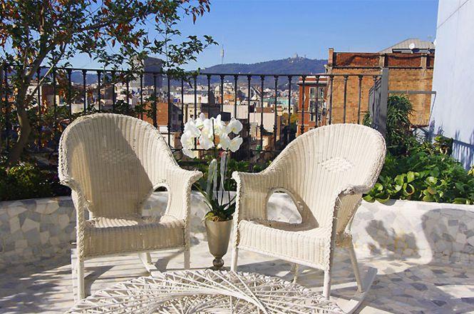 Luxury Spa Terrace Paseo