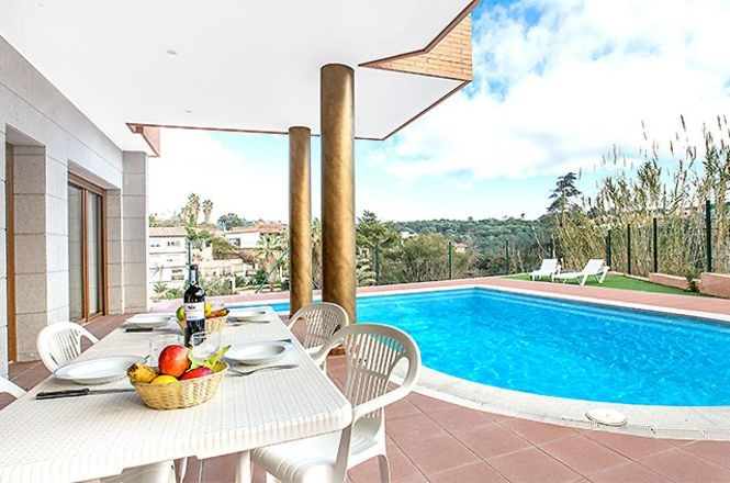 Private Villa Lloret