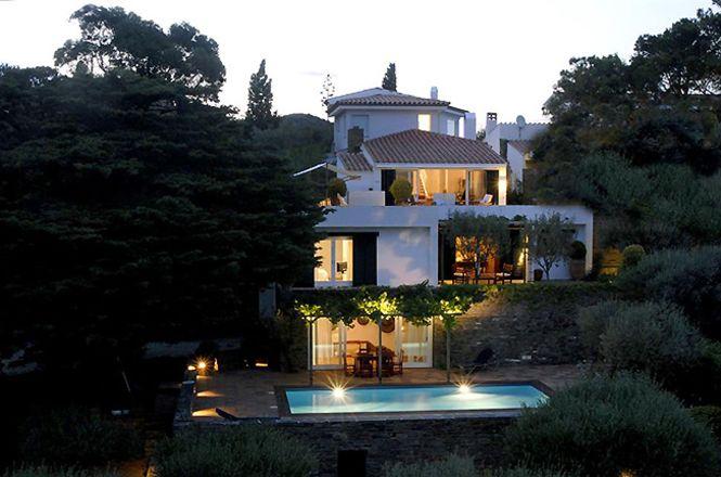 Chic Villa Cadaques