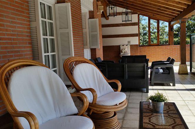 San Sebastian Pool House