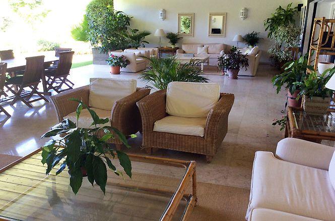 Luxury Garden Marbella Villa