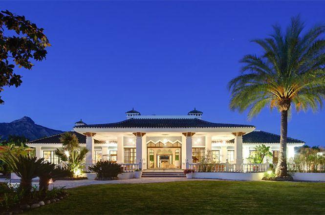 Golf Marbella Palace