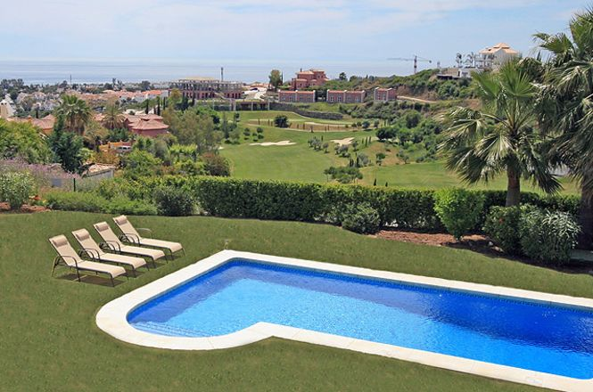 Marbella Golf House