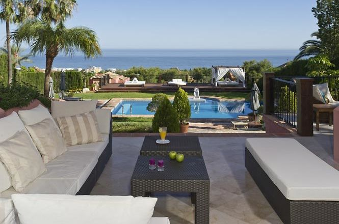 Marbella Luxury Movie House