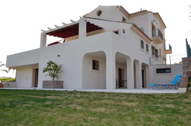 Andalusia Manor House